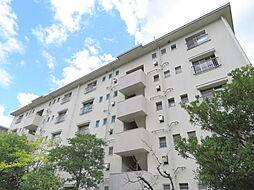 箕面粟生第二住宅[3階]の外観