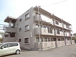 愛媛県松山市和泉南4丁目の賃貸マンションの外観