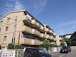 神奈川県横浜市金沢区釜利谷東7丁目の賃貸マンションの外観