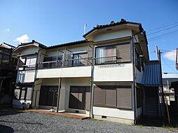 埼玉県北本市宮内2丁目の賃貸アパートの外観