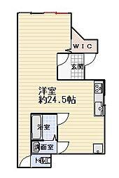 [タウンハウス] 大阪府守口市菊水通3丁目 の賃貸【/】の間取り