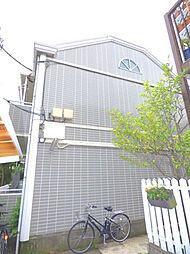 ベルシェ松井[1階]の外観