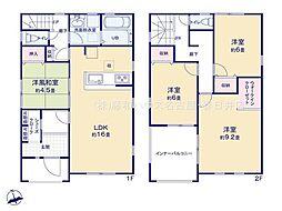名古屋市天白区中平5丁目 2号棟 新築一戸建て