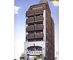 京都府京都市中京区三条通大宮西入3筋目下る今新在家西町の賃貸マンションの外観