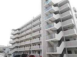 大阪府高石市千代田4丁目の賃貸マンションの外観