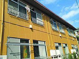 宮城県仙台市青葉区山手町の賃貸アパートの外観