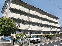 高知県高知市一ツ橋町2丁目の賃貸マンションの外観
