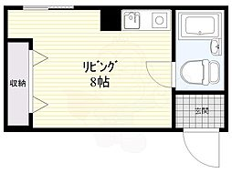 【敷金礼金0円!】大阪環状線 芦原橋駅 徒歩4分