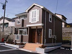 福岡県北九州市八幡西区高江1丁目の賃貸アパートの外観