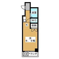 PASTORAL Eden−One[4階]の間取り