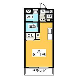 平山城址公園駅 6.4万円