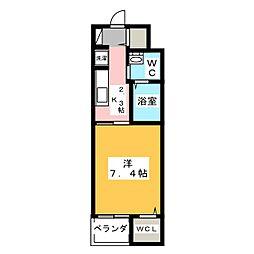 ウインド フィル[2階]の間取り