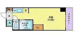 KICS湘南[3階]の間取り