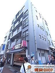 千葉県習志野市実籾5丁目の賃貸マンションの外観