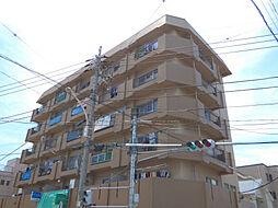 越川第1ビル[4階]の外観