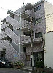 愛知県清須市西堀江の賃貸マンションの外観