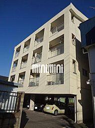 清水第2マンション[4階]の外観