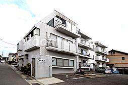 徳島県徳島市春日3丁目の賃貸マンションの外観