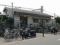 駅二里ヶ浜駅まで683m