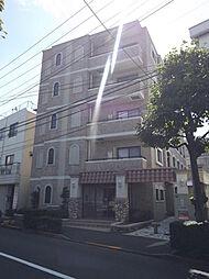 東京都板橋区常盤台2丁目の賃貸マンションの外観