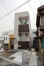 stage姫島[101号室]の外観