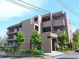 友伸ハウス[2階]の外観