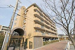 大阪府吹田市佐井寺南が丘の賃貸マンションの外観