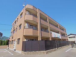 広島県広島市安佐南区大町東2丁目の賃貸マンションの外観