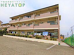 愛知県名古屋市天白区元植田1の賃貸マンションの外観