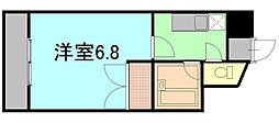 MEハイツ[3階]の間取り