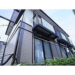 奈良県奈良市三条桧町の賃貸アパートの外観