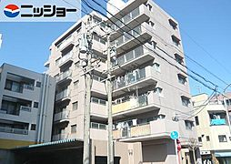レジデンス内田橋[6階]の外観