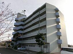 ピュアハイツ観音寺[401号室]の外観