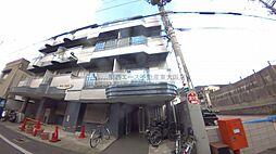オードリー枚岡B棟[4階]の外観