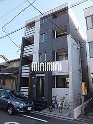 静岡県静岡市葵区清閑町の賃貸マンションの外観