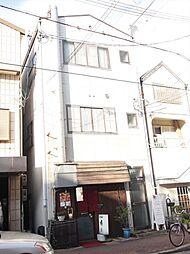 上沢ハウス[3階]の外観