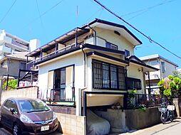 東京都東村山市萩山町5丁目の賃貸アパートの外観