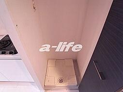 S-RESIDENCE神戸磯上通の室内洗濯機置場