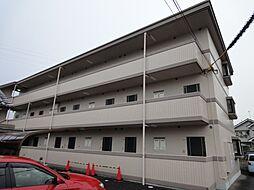 広島県広島市安佐南区長束西1丁目の賃貸マンションの外観