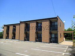 兵庫県川西市東畦野3丁目の賃貸アパートの外観