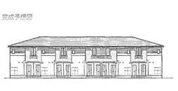 南竜王町アパート[0202号室]の外観