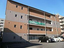 大阪府四條畷市大字中野の賃貸マンションの外観