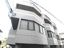 兵庫県芦屋市業平町の賃貸マンションの外観