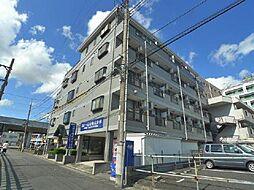 ラフィーヌ池田5番館[4階]の外観