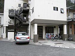 広島県呉市広白岳5丁目の賃貸マンションの外観