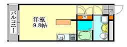 ダイワティアラ津田沼II[1階]の間取り