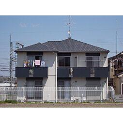 奈良県香芝市逢坂1丁目の賃貸アパートの外観