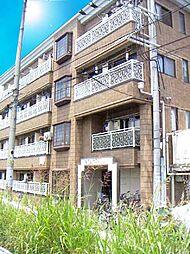 大阪府大阪市住吉区庭井2丁目の賃貸マンションの外観
