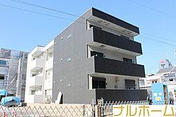 大阪府大阪市平野区喜連西6丁目の賃貸アパートの外観