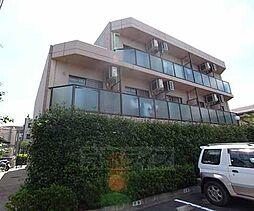 京都府城陽市富野堀口の賃貸マンションの外観